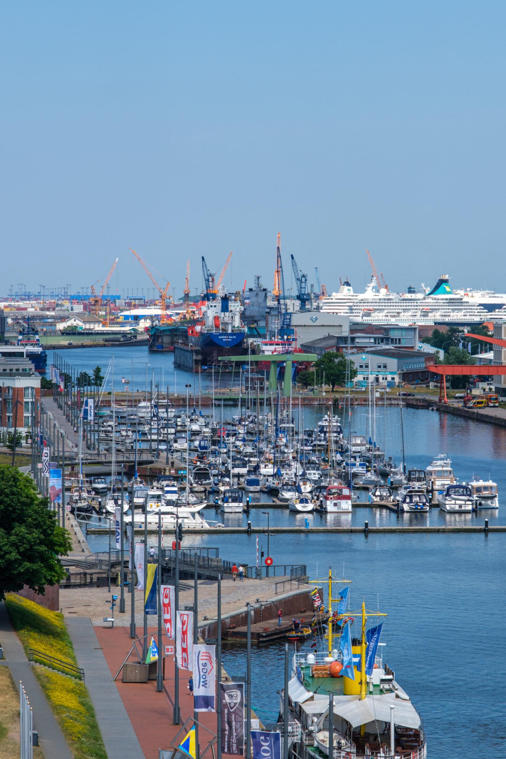 Neuer Hafen - Bremerhaven
