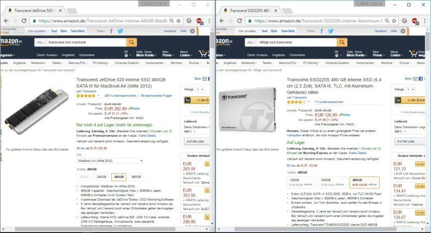 ssd-preisvergleich-mac-vs-standard